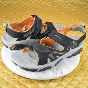 New MERRELL Continuum Reactor Womens Sport Sandals